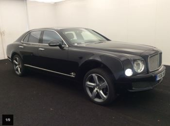 Bentley Mulsanne Speed 6.8 V8 Speed 4dr Auto Automatic Saloon (2016) image
