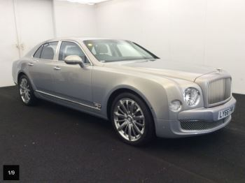 Bentley Mulsanne 6.8 V8 Mulliner Driving Spec 4dr Auto Automatic Saloon (2016) image