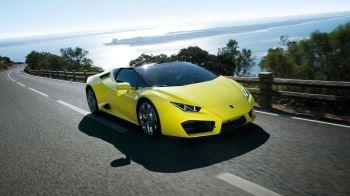 Lamborghini Huracan RWD Spyder - Breathtaking Technology