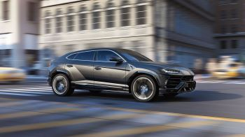 Lamborghini Urus - The World's First Super Sport Utility Vehicle thumbnail image