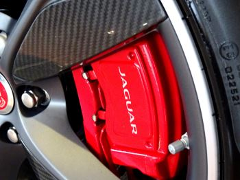 Jaguar F-TYPE 2.0 Turbocharged R-Dynamic 2dr Auto 300PS  image 23 thumbnail