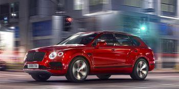 Bentley Bentayga V8 - Balancing exquisite refinement and performance thumbnail image