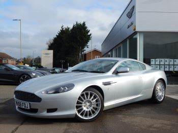 Aston Martin DB9 V12 2dr Touchtronic 5.9 Automatic Coupe (2006)