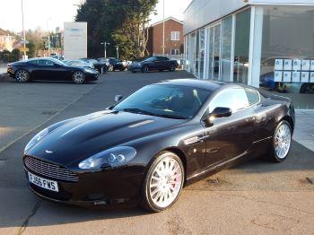 Aston Martin DB9 V12 2dr Touchtronic image 4 thumbnail