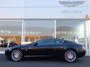 Aston Martin DB9 V12 2dr Touchtronic image 22 thumbnail