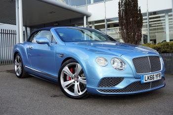 Bentley Continental GTC 4.0 V8 S Mulliner Driving Spec Automatic 2 door Convertible