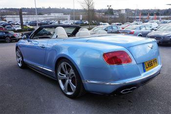 Bentley Continental GTC 4.0 V8 S Mulliner Driving Spec image 13 thumbnail