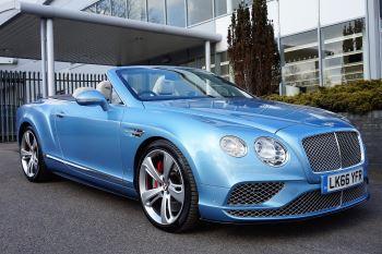 Bentley Continental GTC 4.0 V8 S Mulliner Driving Spec image 9 thumbnail