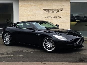 aston martin db11 launch edition 5.2 automatic 2 door coupe (2017