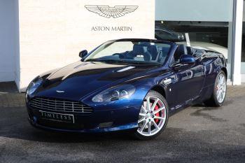 Aston Martin DB9 V12 2dr Volante Touchtronic [470] 5.9 Automatic Convertible (2010) image