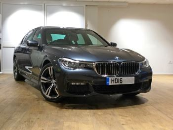 BMW 7 Series 730Ld M Sport 3.0 Diesel Automatic 4 door Saloon (2016) image