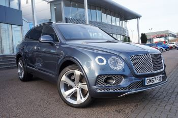Bentley Bentayga Diesel 4.0 V8 5dr Mulliner Driving Spec 5dr Diesel Automatic Estate (2017) image