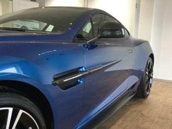 Aston Martin Vanquish S Coupe image 13 thumbnail