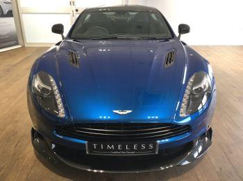 Aston Martin Vanquish S Coupe image 5 thumbnail