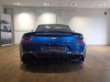 Aston Martin Vanquish S Coupe image 7 thumbnail