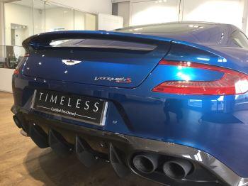 Aston Martin Vanquish S Coupe image 10 thumbnail