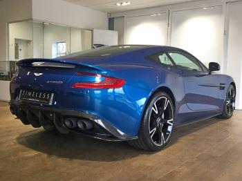 Aston Martin Vanquish S Coupe image 9 thumbnail
