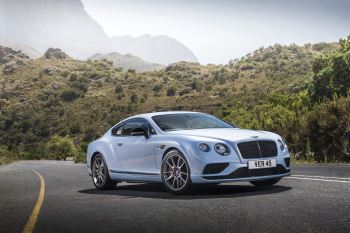 Bentley Continental GT V8 S Coupe - Beautiful and sleek Coupe thumbnail image