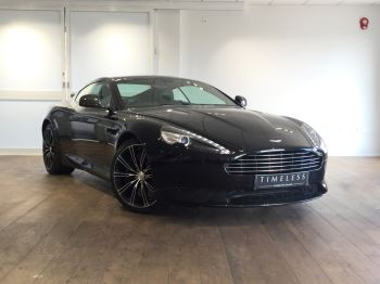 Aston Martin DB9 V12 2dr Touchtronic 5.9 Automatic Coupe (2015)