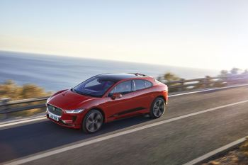 Jaguar I-PACE Orders now being taken for 2018 delivery.