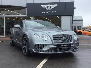 Bentley Continental GT 4.0 V8 S Mulliner Driving Spec 2dr Auto Automatic Coupe (2017)