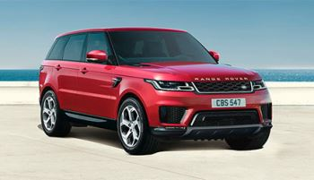 Land Rover New Range Rover Sport Offer thumbnail image