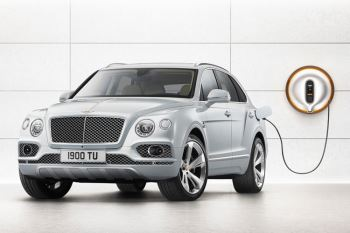 Bentley Bentayga Hybrid -  Bentley's first luxury hybrid thumbnail image