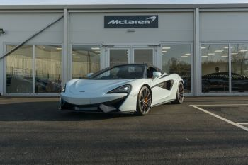 McLaren 570S Spider MSO LAUNCH EDITION image 2 thumbnail