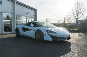 McLaren 570S Spider MSO LAUNCH EDITION image 4 thumbnail