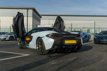 McLaren 570S Spider MSO LAUNCH EDITION image 11 thumbnail