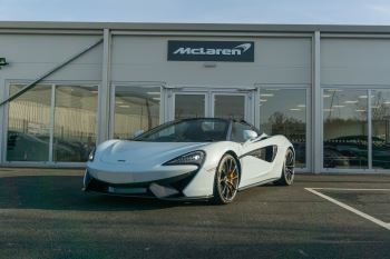 McLaren 570S Spider MSO LAUNCH EDITION image 1 thumbnail