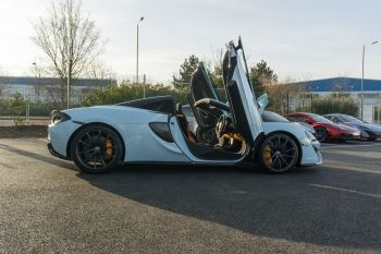 McLaren 570S Spider MSO LAUNCH EDITION image 23 thumbnail
