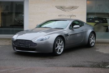 Aston Martin V8 Vantage Coupe 2dr 4.3 3 door Coupe (2005)
