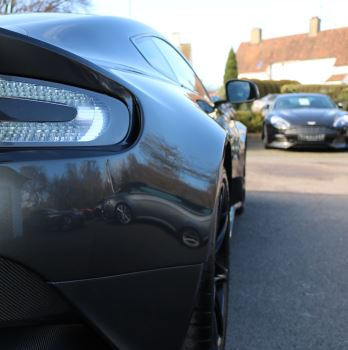 Aston Martin V8 Vantage S Coupe GT8 2dr image 34 thumbnail