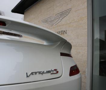 Aston Martin Vanquish V12 [595] S 2dr Volante Touchtronic image 19 thumbnail