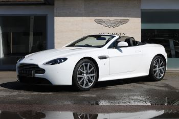 Aston Martin V8 Vantage Roadster S 2dr Sportshift 4.7 Automatic Roadster (2013) image