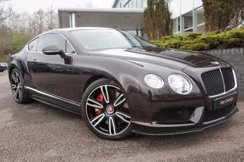 Bentley Continental GT 4.0 V8 Mulliner Spec 2dr  Automatic Coupe (2014) image