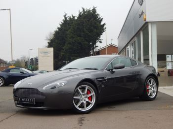 Aston Martin V8 Vantage Coupe 2dr 4.3 3 door Coupe (2007)