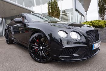 Bentley Continental GT V8 S Coupe 4.0 V8 S Mulliner Driving Spec Automatic 2 door Coupe (2017) image