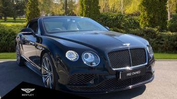 Bentley Continental GTC 6.0 W12 [635] Speed 2dr Automatic 3 door Convertible (2016) image