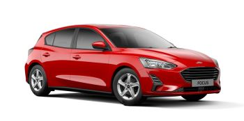 Ford Focus Style 1.0 EcoBoost 100PS 5dr thumbnail image