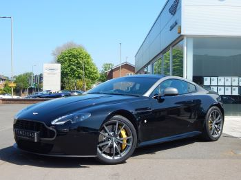 Aston Martin V8 Vantage Coupe N430 2dr Sportshift II 4.7 Automatic 3 door Coupe (2015)