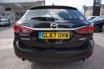 Mazda 6 Tourer 2.2d SE Nav 5dr image 4 thumbnail