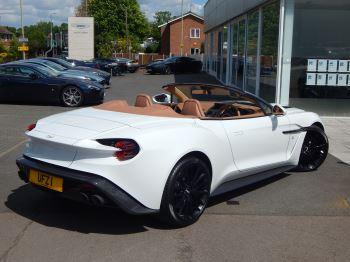 Aston Martin Vanquish S Volante Zagato 31 of 99 image 26 thumbnail