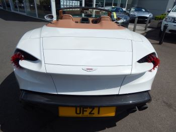 Aston Martin Vanquish S Volante Zagato 31 of 99 image 28 thumbnail