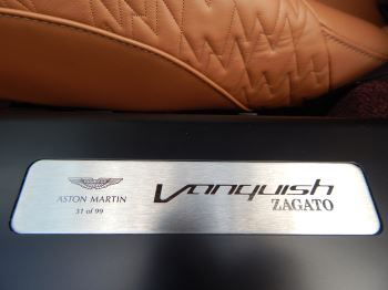 Aston Martin Vanquish S Volante Zagato 31 of 99 image 39 thumbnail