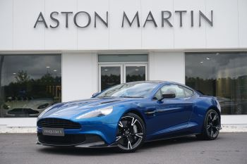 Aston Martin Vanquish S V12 2+2 5.9 Automatic 2 door Coupe (04MY)