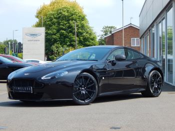Aston Martin V12 Vantage S Coupe S 2dr Sportshift III 5.9 Automatic 3 door Coupe (2016)