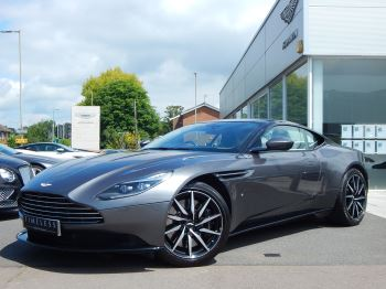 Aston Martin DB11 Coupe 5.2 Automatic 2 door (2017) image