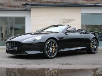 Aston Martin DB9 V12 2dr Volante Touchtronic 5.9 Automatic Convertible (2014)